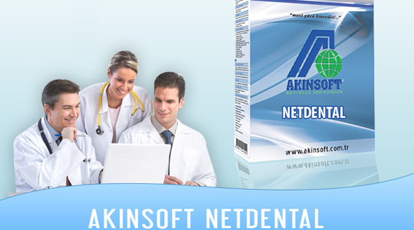 AKINSOFT NetDental 4.02.15