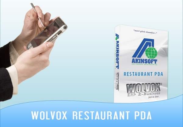 AKINSOFT Wolvox Res. PDA 8.03.02